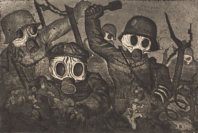'Stormtroops_Advancing_Under_Gas',_etching_and_aquatint_by_Otto_Dix,_1924